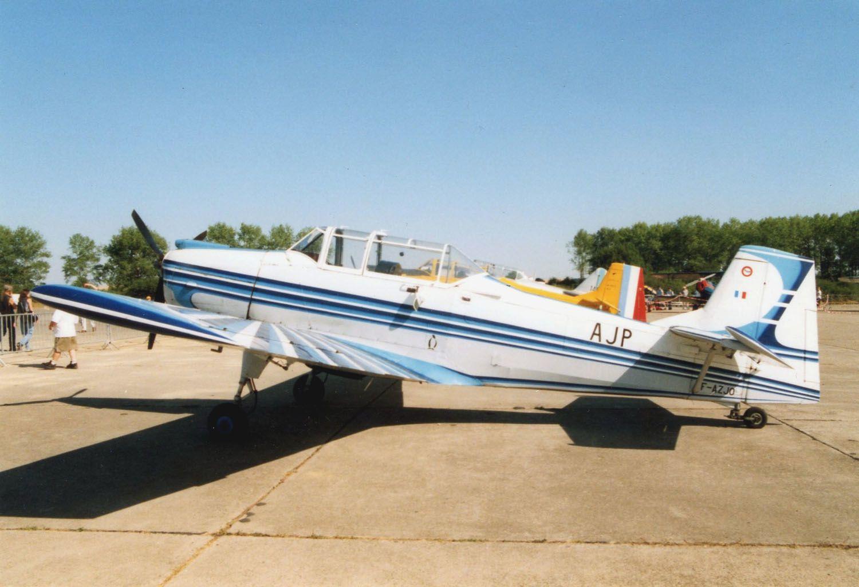 Le Nord 3202 F-AZJO