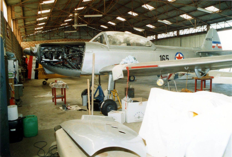 L'Aéro 3 F-AZEC