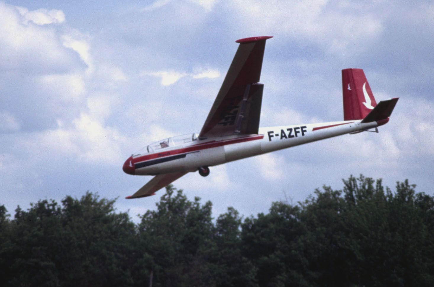 Le Let L-13 Blanik F-AZFF