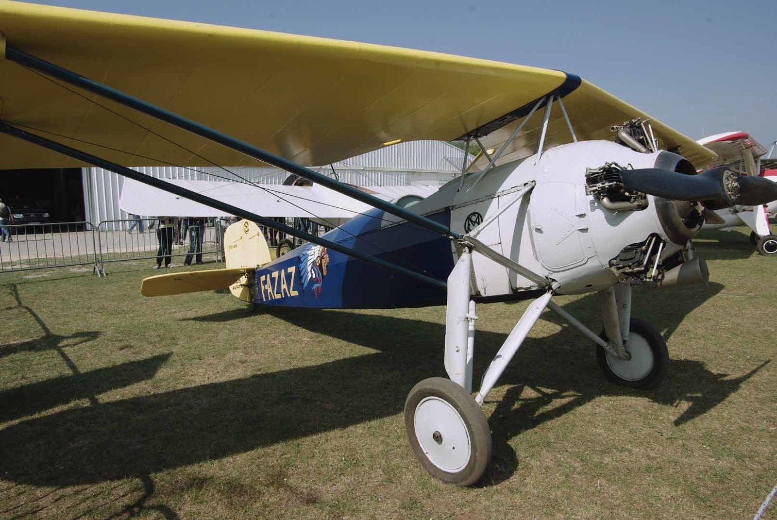 Le Morane 185 F-AZAZ