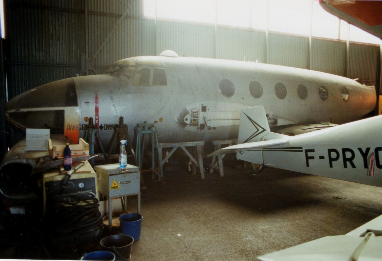 Le Dassault MD-311 Flamant F-AZGX