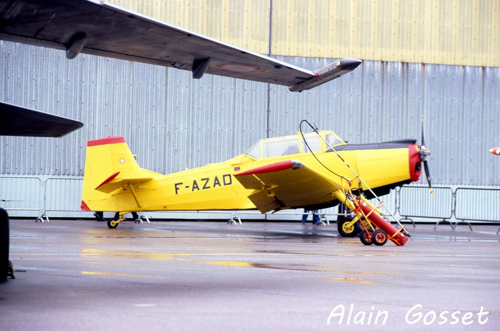 Le Nord 3202 F-AZAD devenu F-AZJT (photo Alain Gosset)