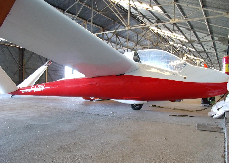 Le Breguet 905 Fauvette F-AZNV.