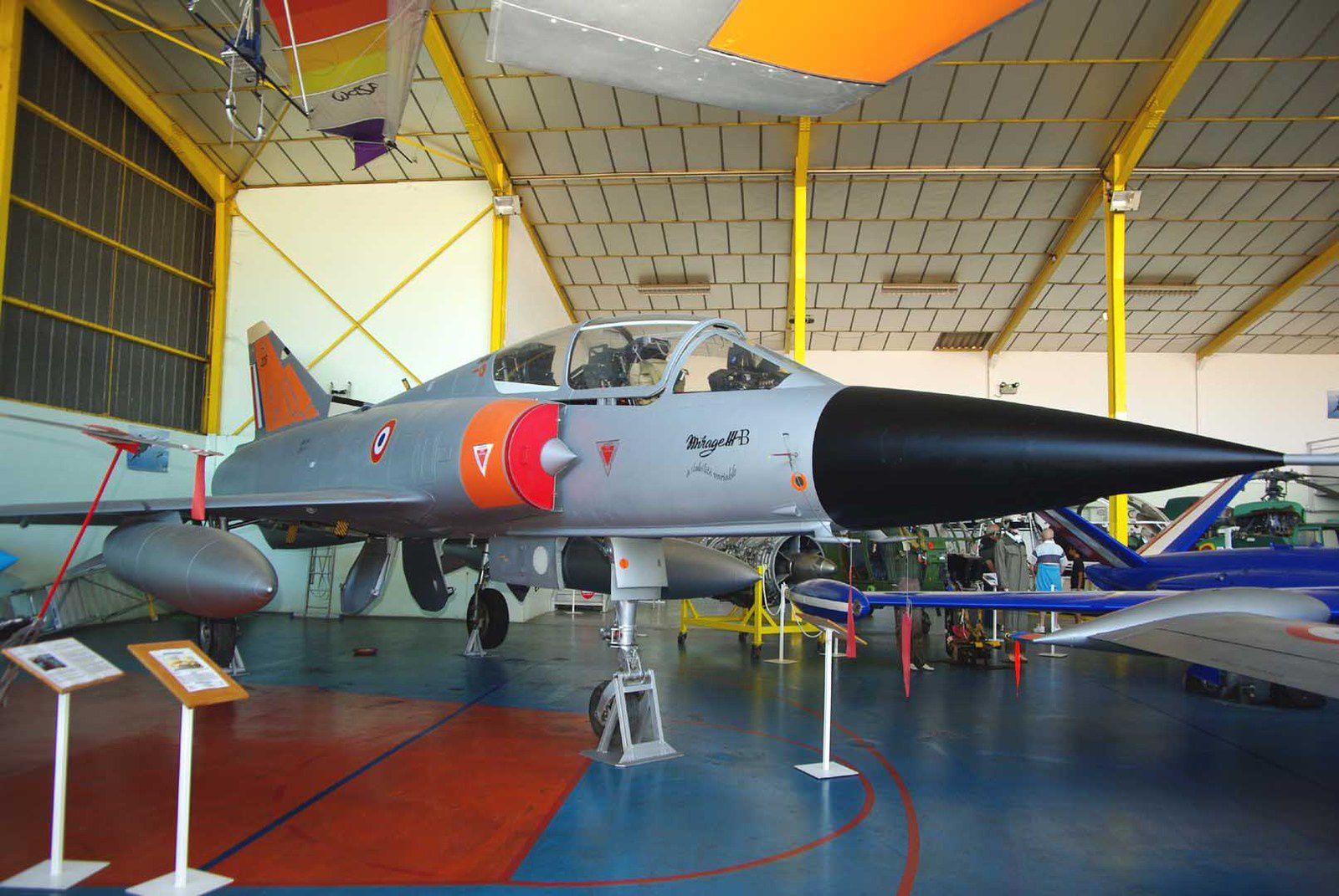 Le Dassault Mirage IIIB N°225.