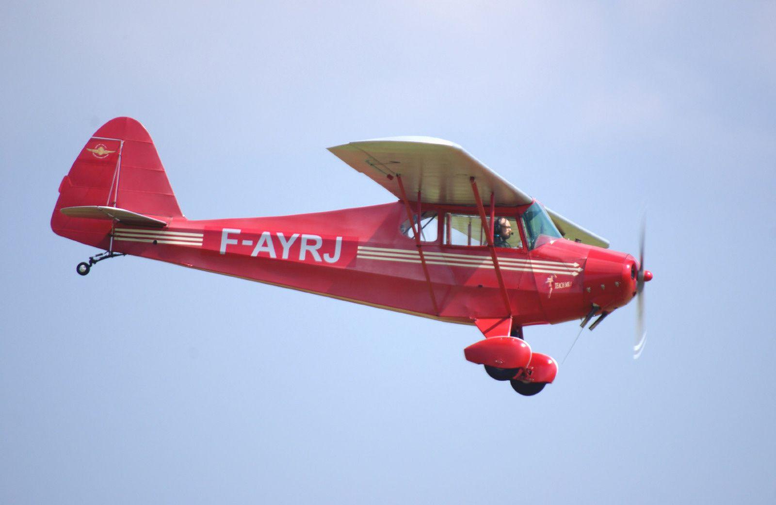 Le Porterfield CP-65 F-AYRJ