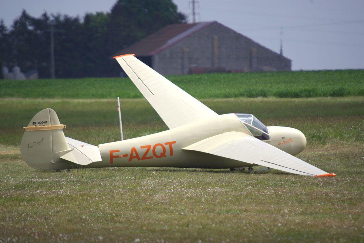 Le Breguet 900 N°01 F-AZQT.