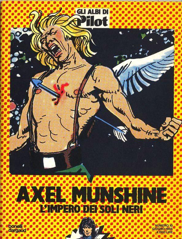 axel moonshine - edizioni l-isla-trovata - collection pilot