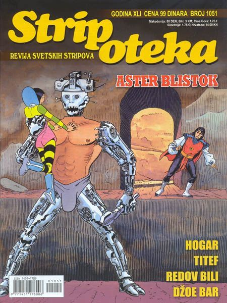 aster blistok - edition et presse ex-yougoslavie