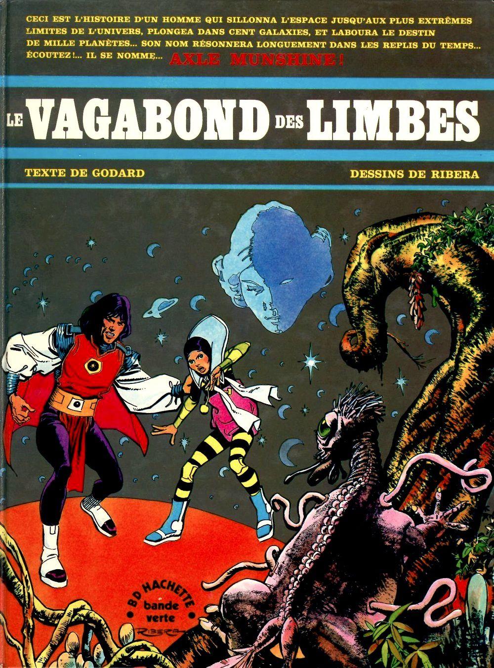 vagabond des limbes - godard & ribera
