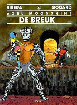 zwerver van de kosmos - axel moonshine - vaisseau-d-argent nederland - arboris B.V.