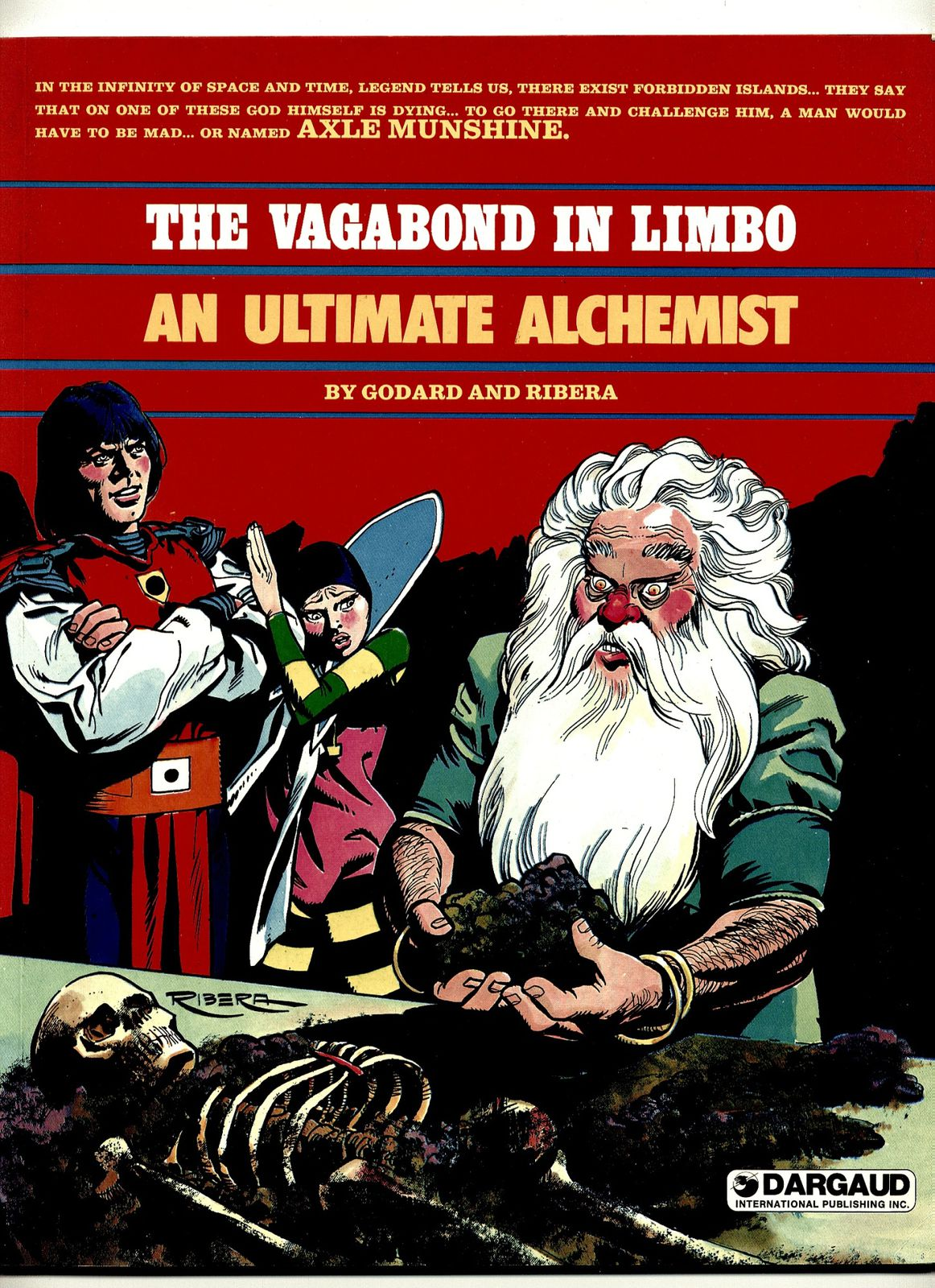 vagabond of limbo - an ultimate alchemist - what is reality papa