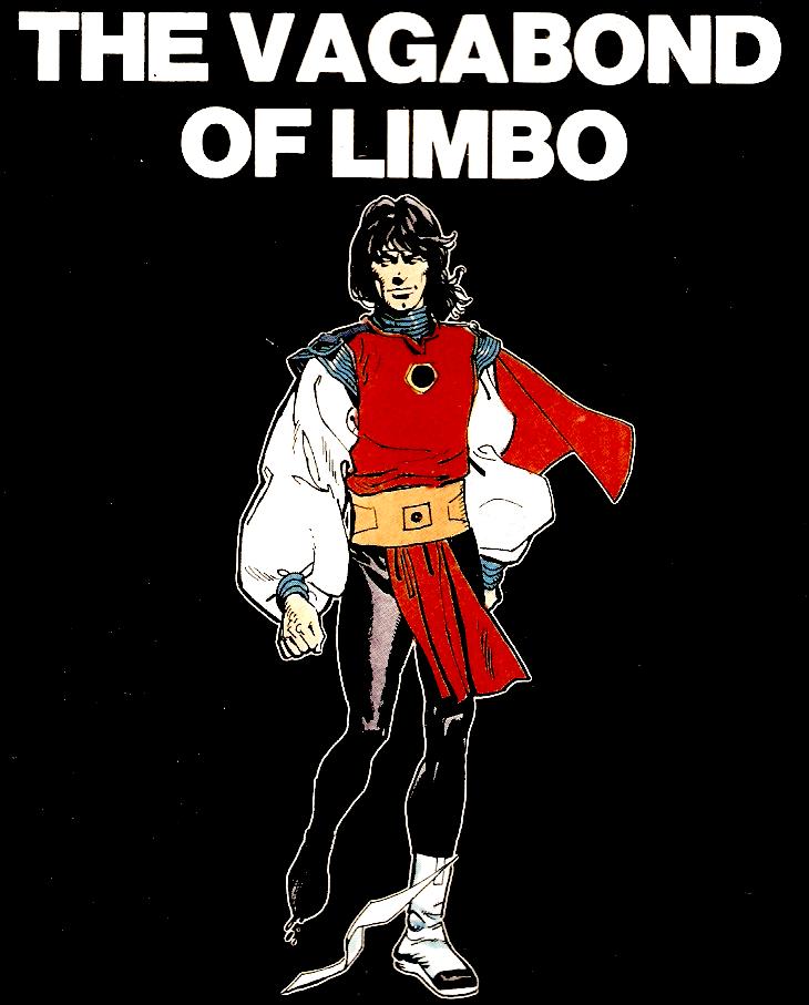 vagabond of limbo