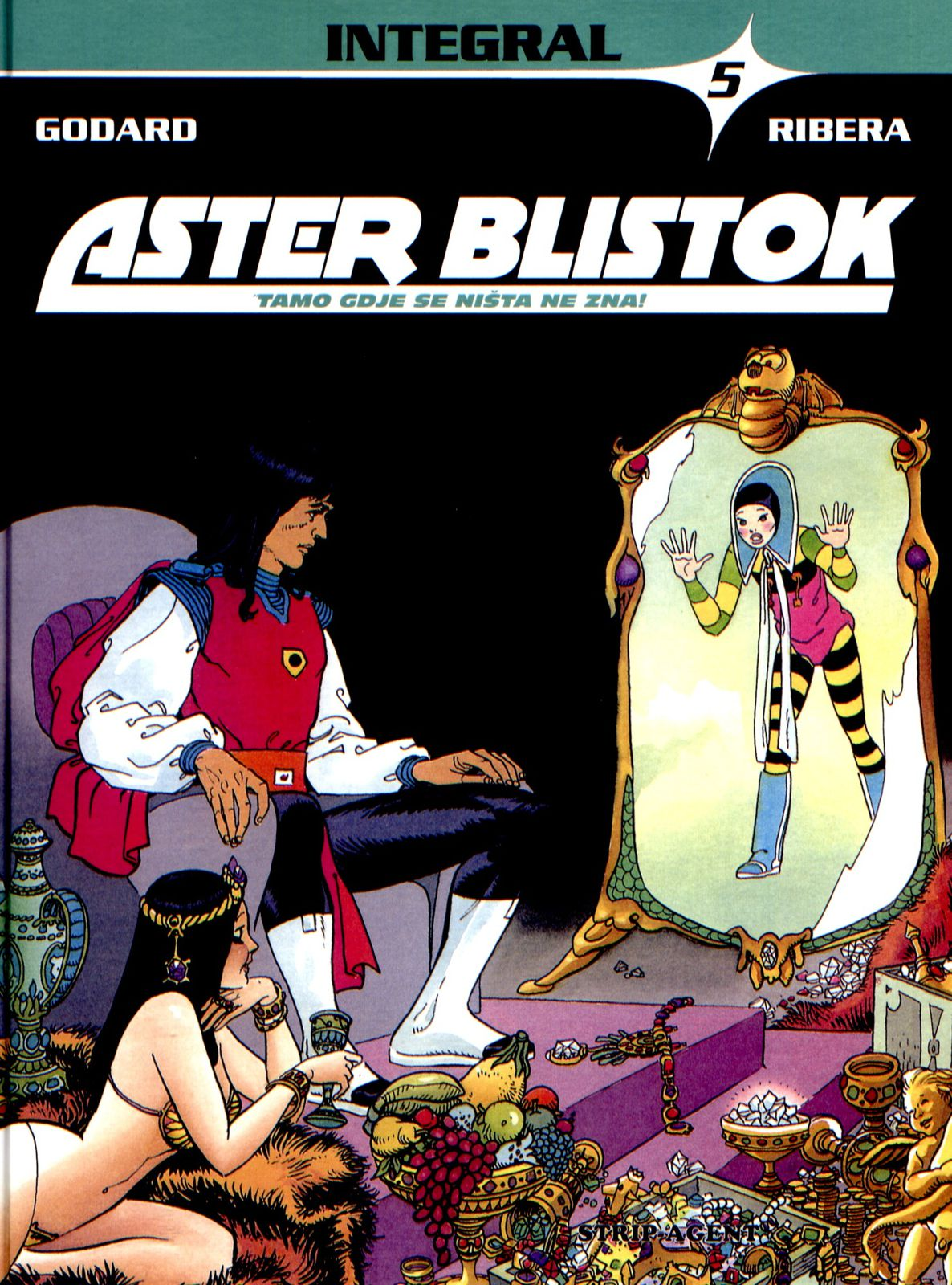 aster blistok integral - strip-agent