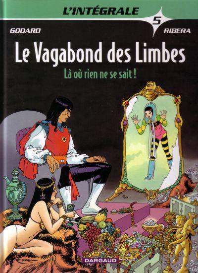 vagabond des limbes - integrale 5 - albums bd - compilations - godard & ribera