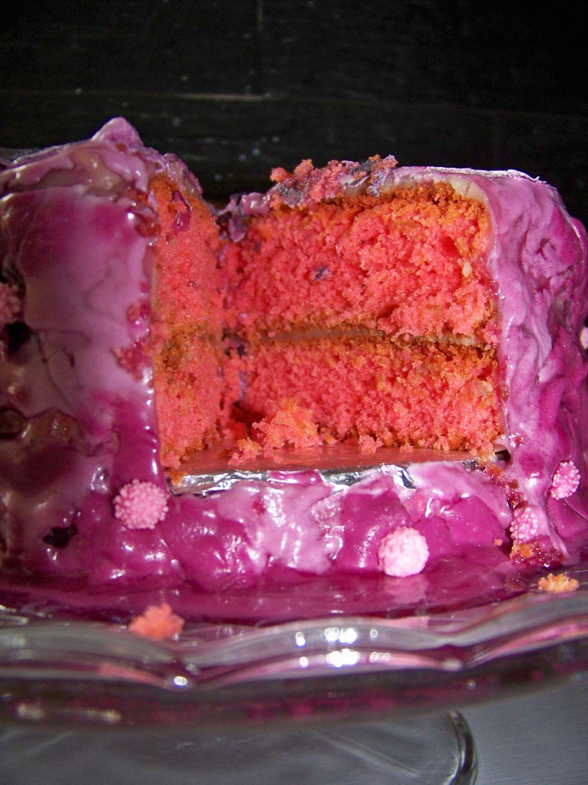 Gâteau Draculaura