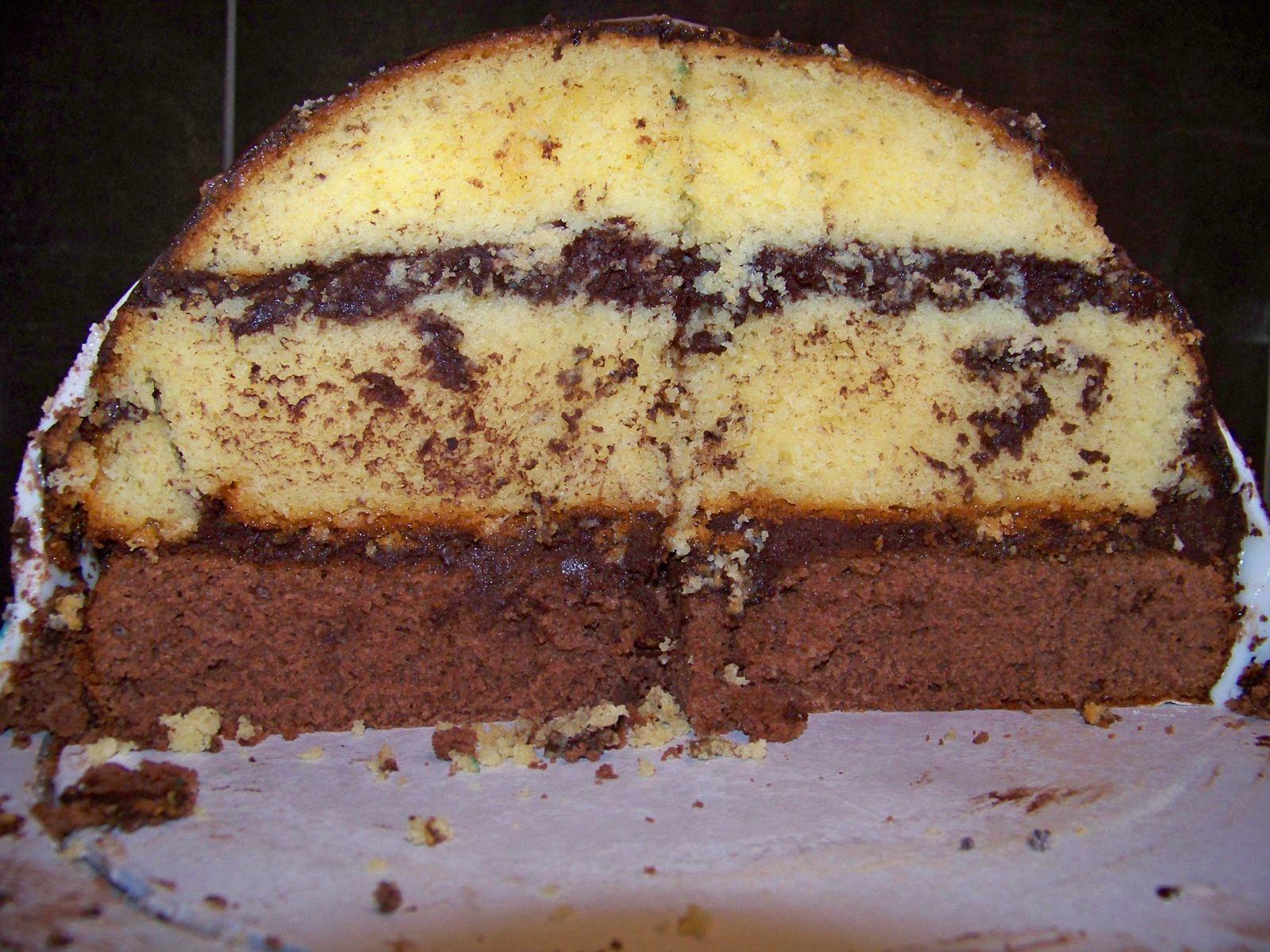 Gâteau chien-chien