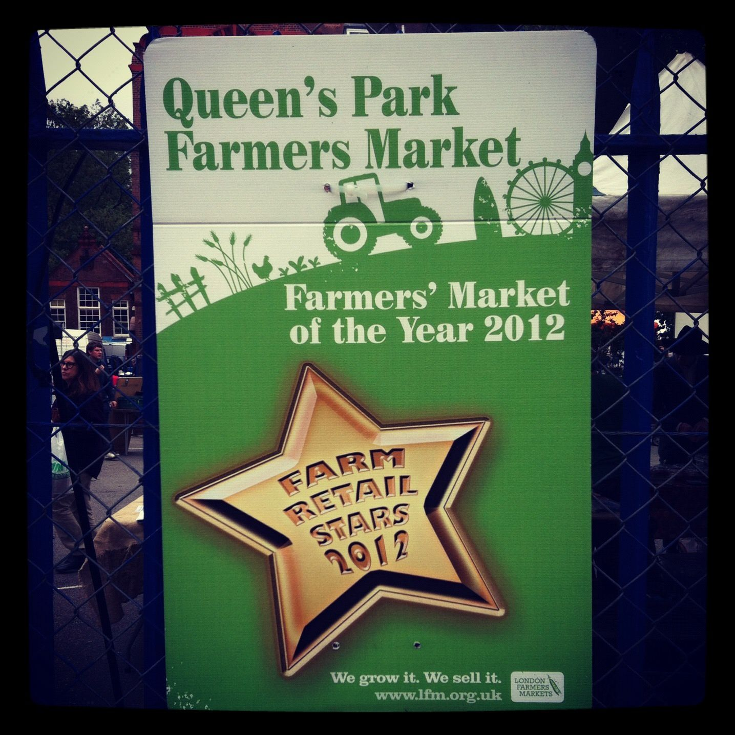 Queens Park Farmers' Market - Every Sunday 10am-2pm