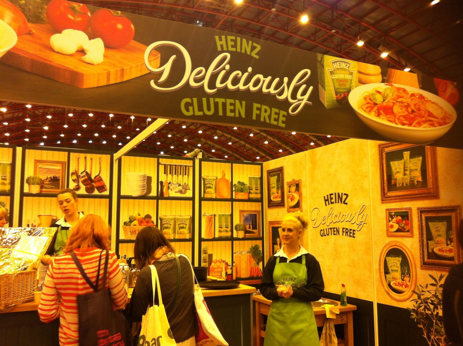 @ The Vitality Show, Earls Court