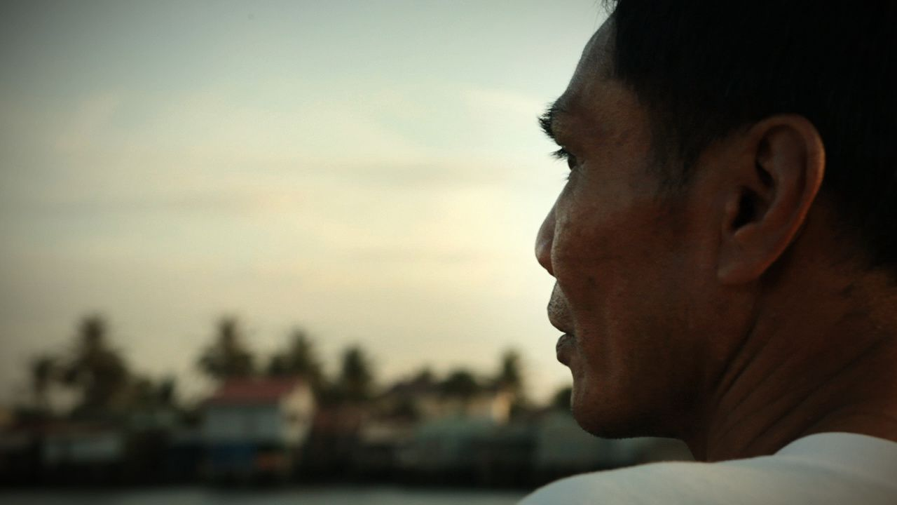 Scars of Cambodia is a movie, a photographic work and a webdocumentary. The french partners Emilie Arfeuil, photographer, and Alexandre Liebert, director, testify of the Khmer Rouge History  through the portrait of a Cambodian who carries physical and moral scars of it.