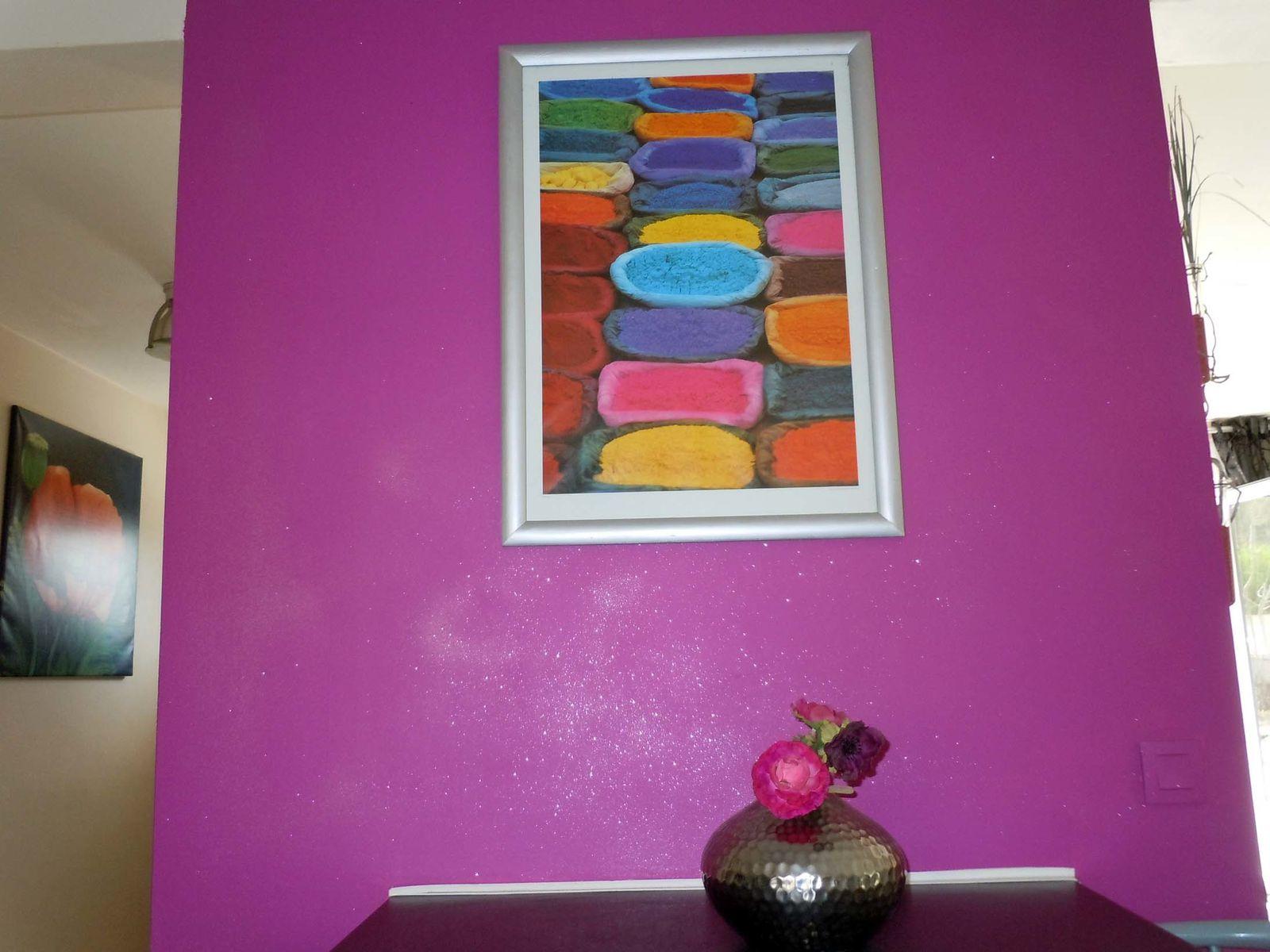 Relooking d'un mur de cuisine ...