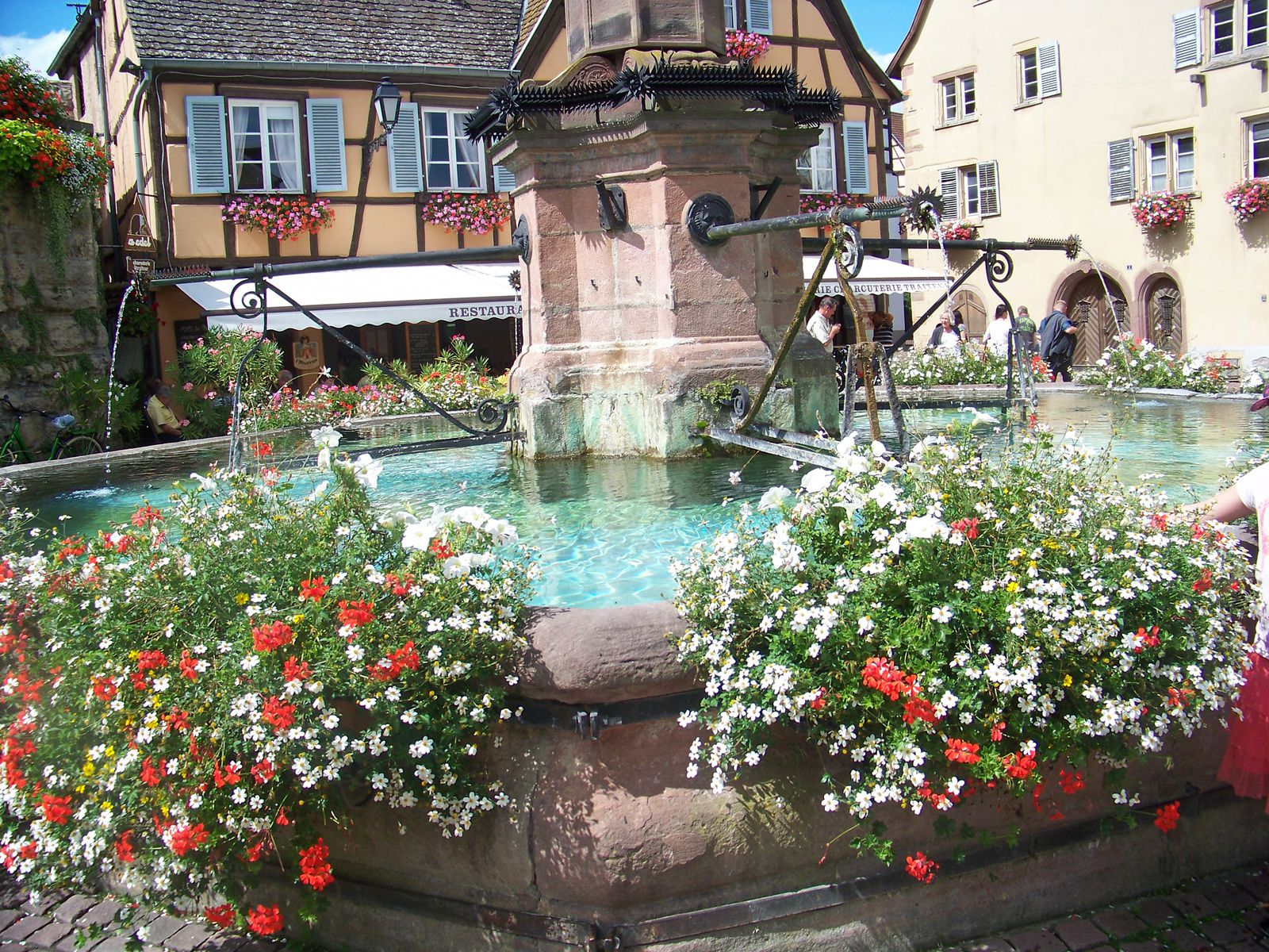 Eguisheim ,un des plus joli village de france