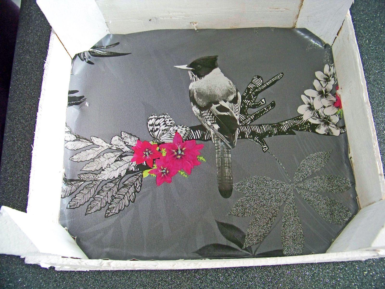 DIY Recyclage: les cagettes exotiques !