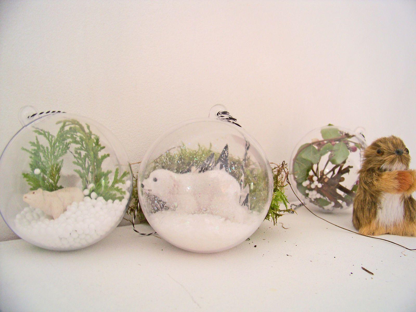 DIY :  Les ours se mettent en boules !