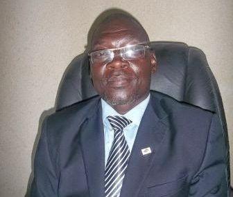 Julbert Konango, délégué régional de la Capef