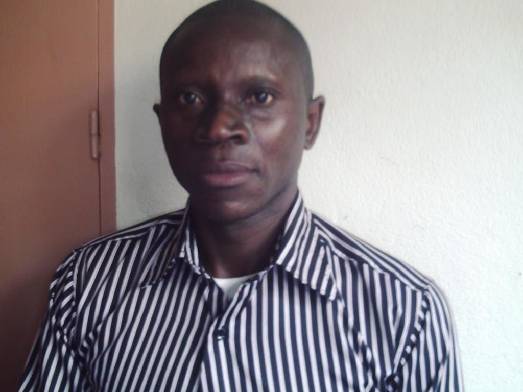 Emmanuel Nkunke, inspecteur pédagogique
