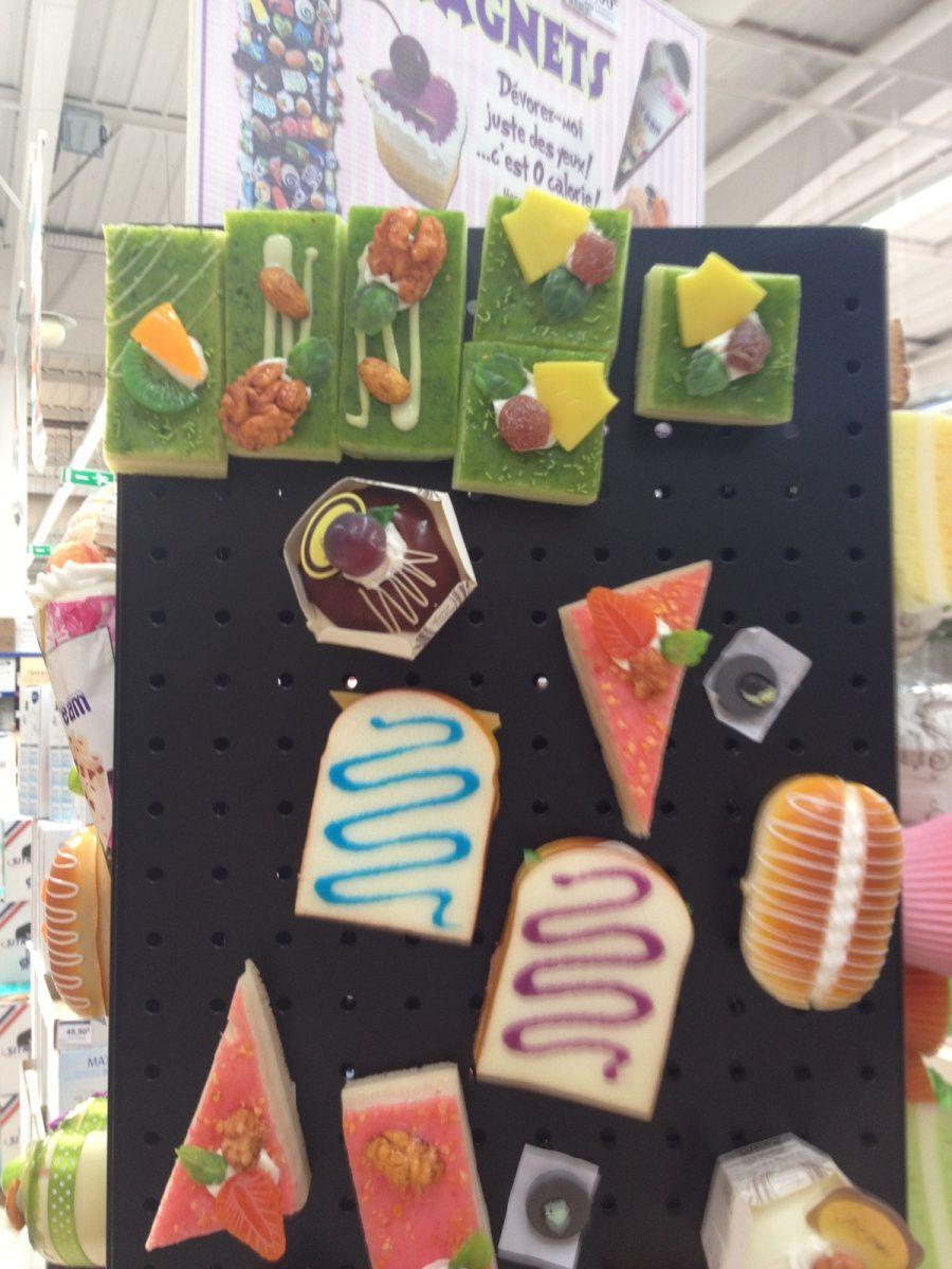 Nouvelle collection de magnets chez LECLERC  : au rayon article vaisselle