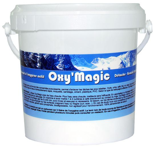 Oxy 39 magic d tachant surpuissant ana s votre for Tache urine carrelage