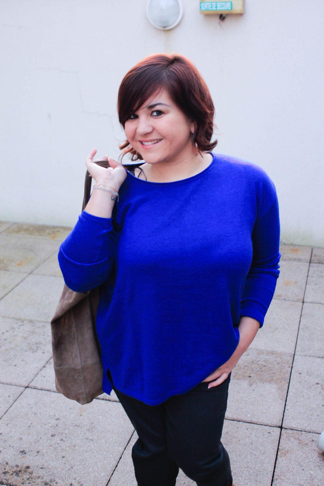 Blue is Beau ♡