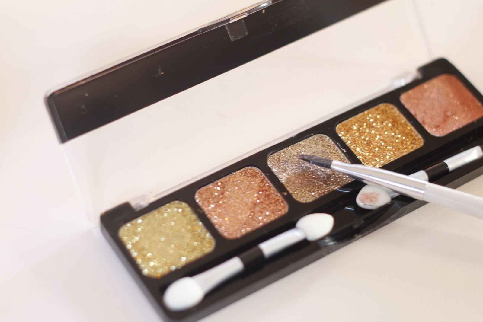 Maquillage de f tes n 2 tutoriel quiaimeastuces - Meilleure palette maquillage ...