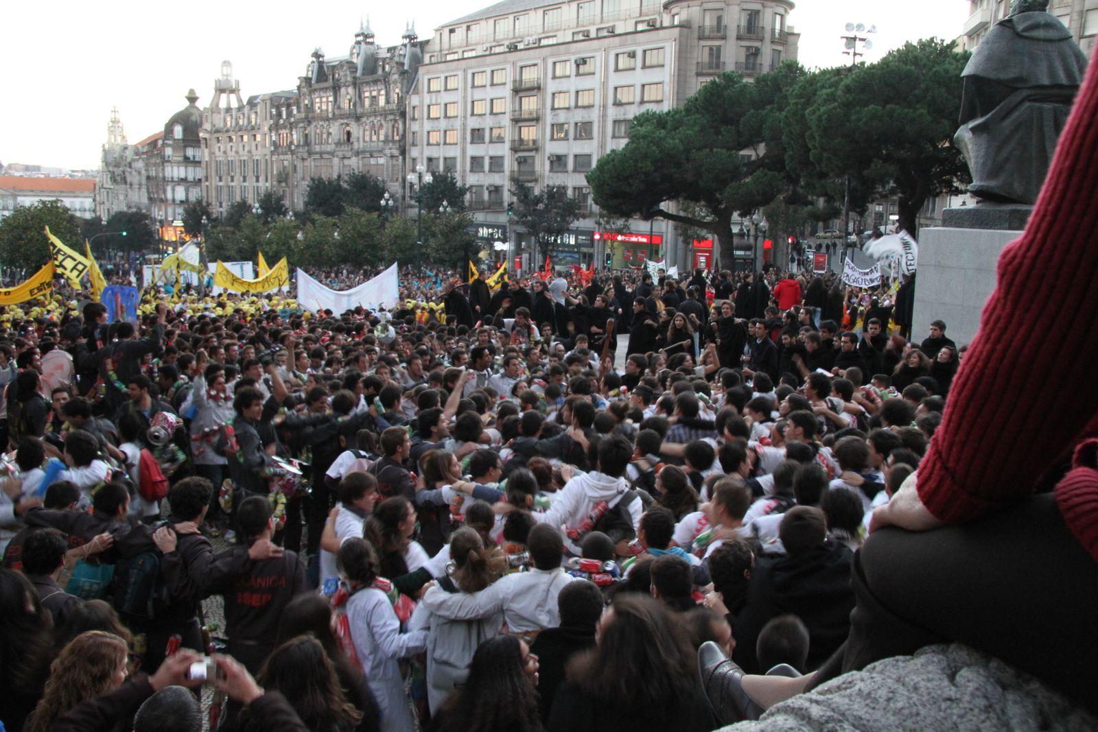 ITINERAIRE D'UNE REVEUSE -ETAPE 2 : PORTO - PORTUGAL