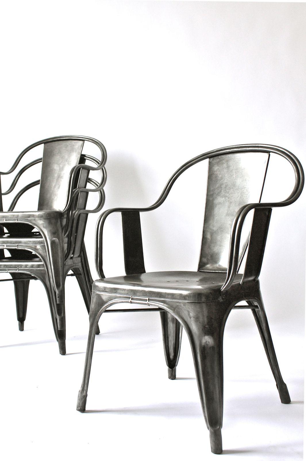 fauteuil tolix modèle C