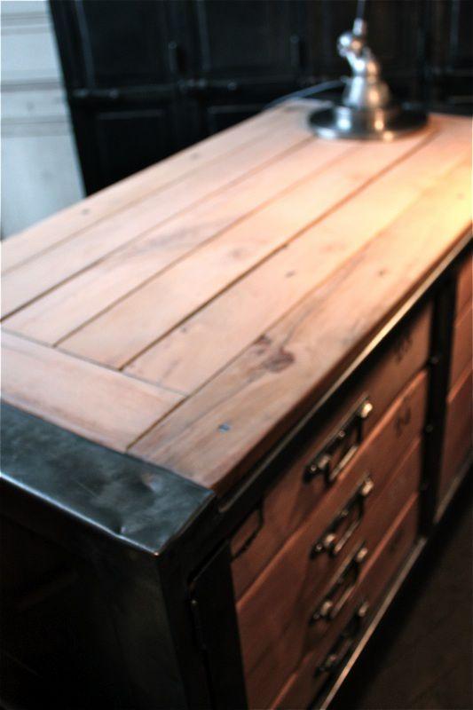meuble d'atelier (vendu)