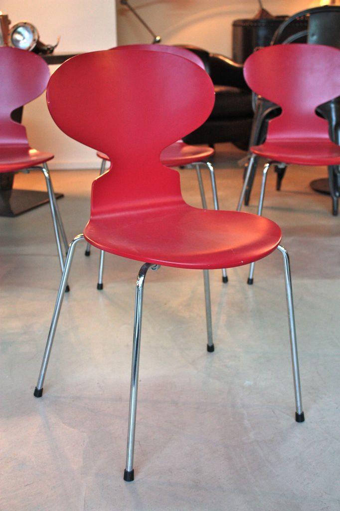 Chaise Fourmi Arne Jacobsen
