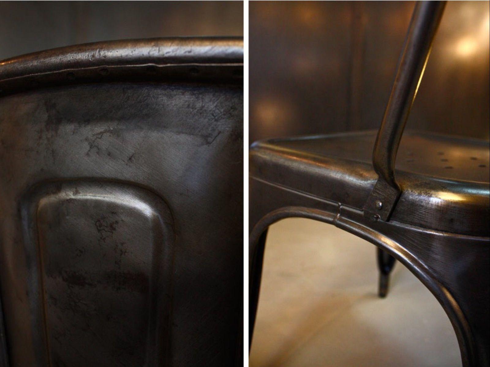 Chaise Tolix ancienne modèle A