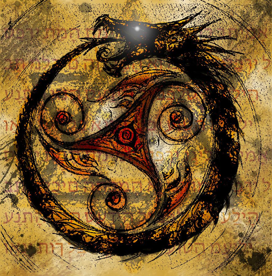 Illustration Ouroboros Picture