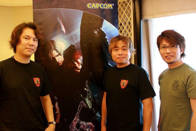 CAPCOM répond aux questions de PlayStation.Blog