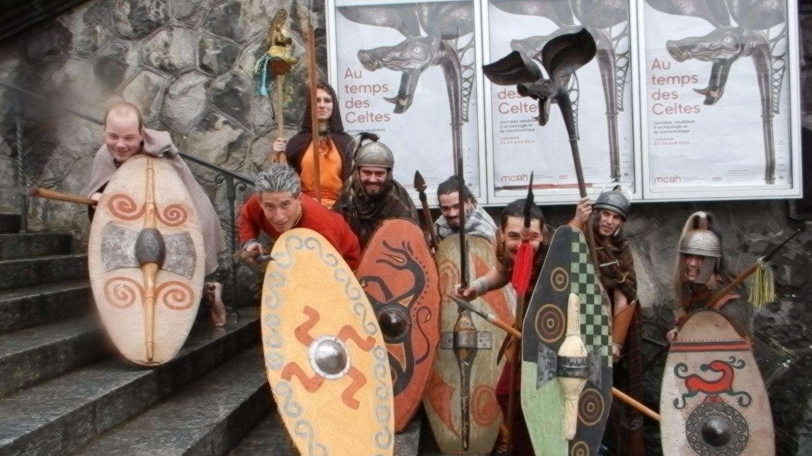 Retour sur les Journées Vaudoises de l'Archéologie