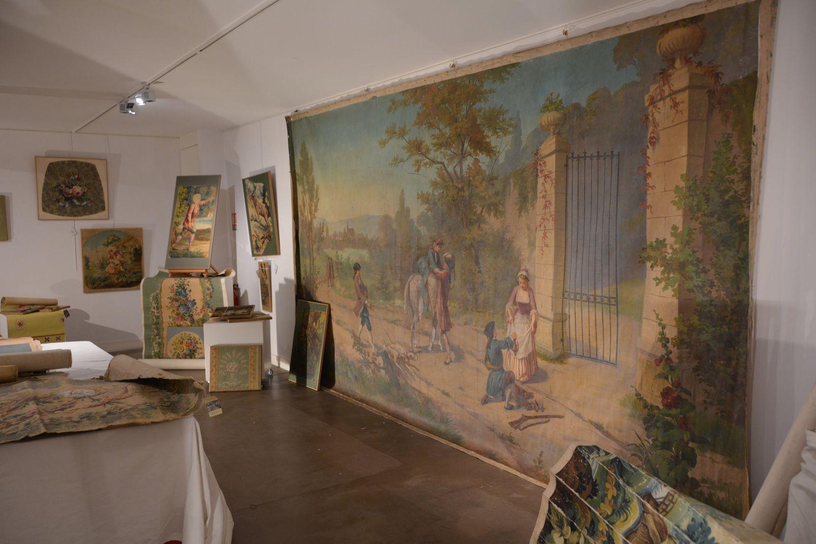 Derniers Jours de l'exposition-Vente à La Voûte , 123 avenue Daumesnil , 75012 Paris