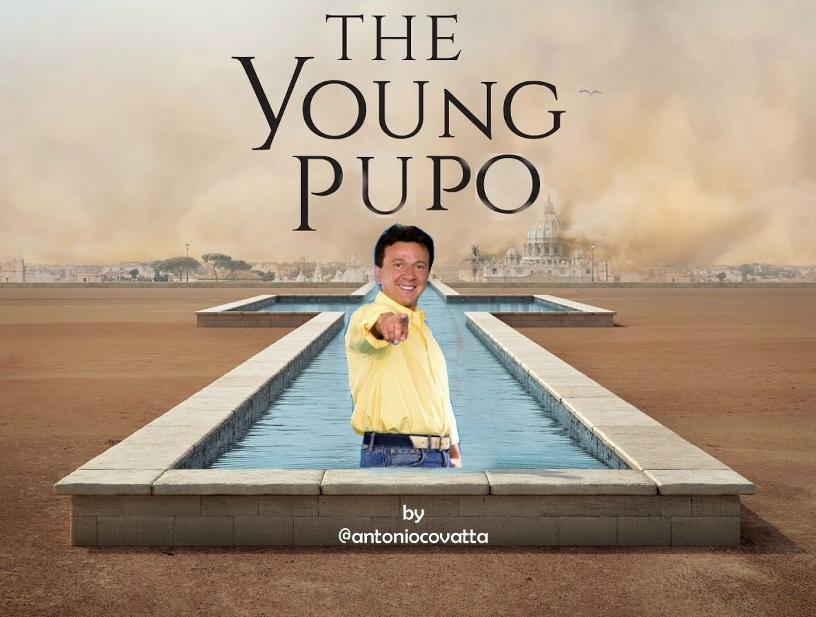 THE YOUNG PUPO