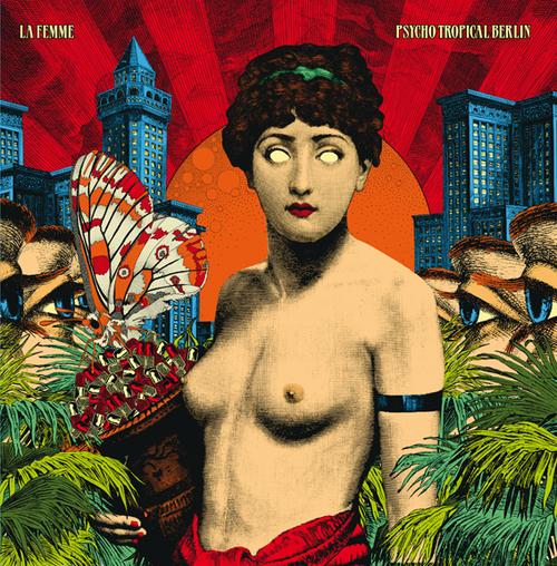 La Femme, en album et en concert