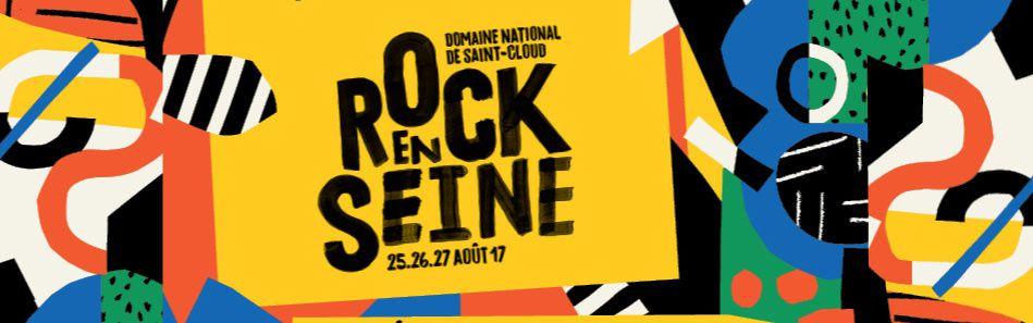 Rock en Seine, 15ème édition : Jour 1 (25 août 2017)