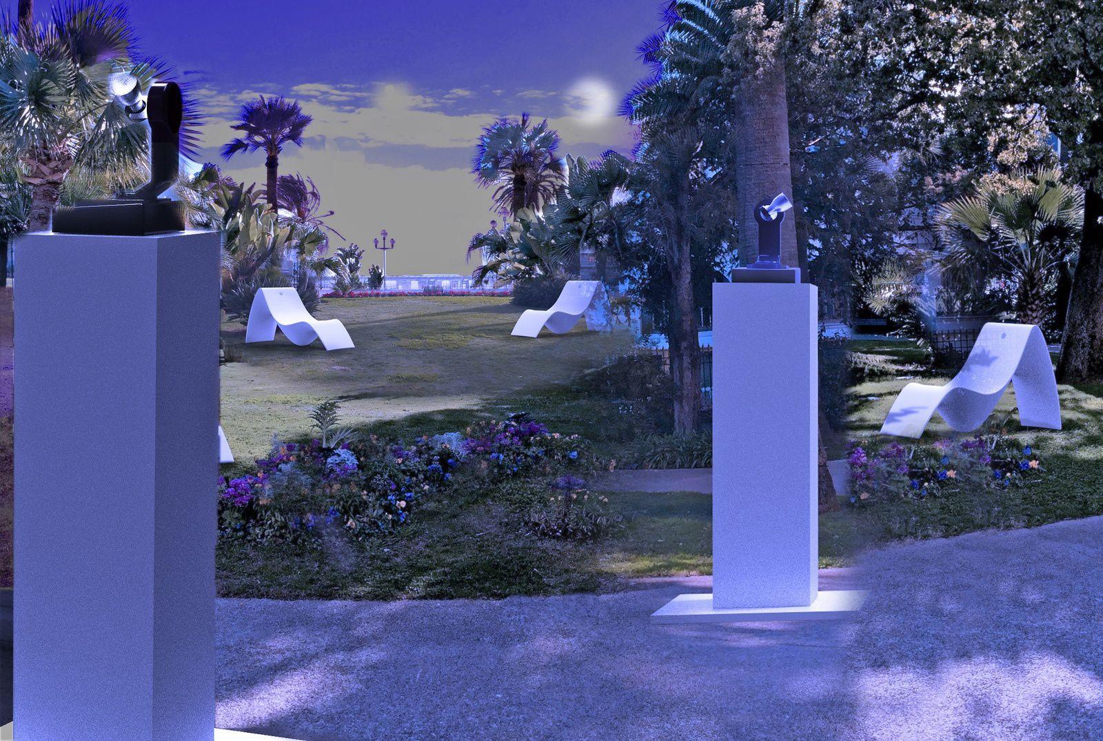 Concert spatialis les jardins de charlotte nice 21 for Le jardin du michel 2016