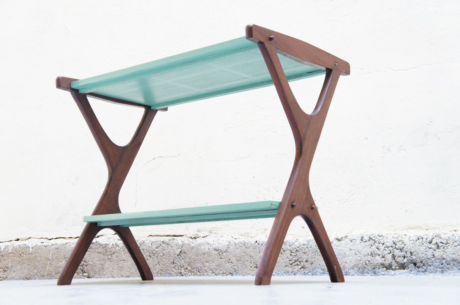 Table D Appoint Scandinave Relookee Teck Annees 50 60 70