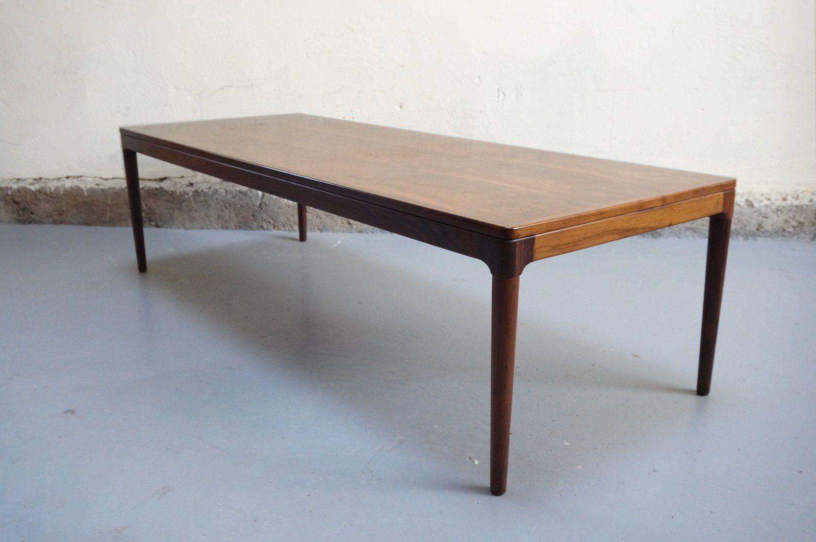 table basse scandinave palissandre de rio salon design. Black Bedroom Furniture Sets. Home Design Ideas
