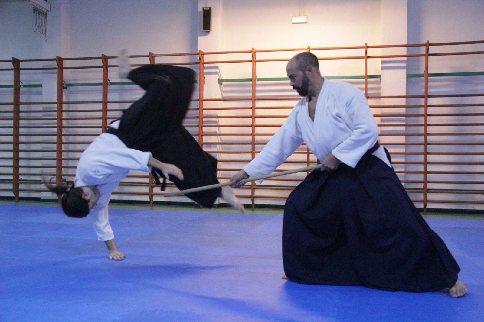 Foto de la Web de AIKIDO-ROCAFORT