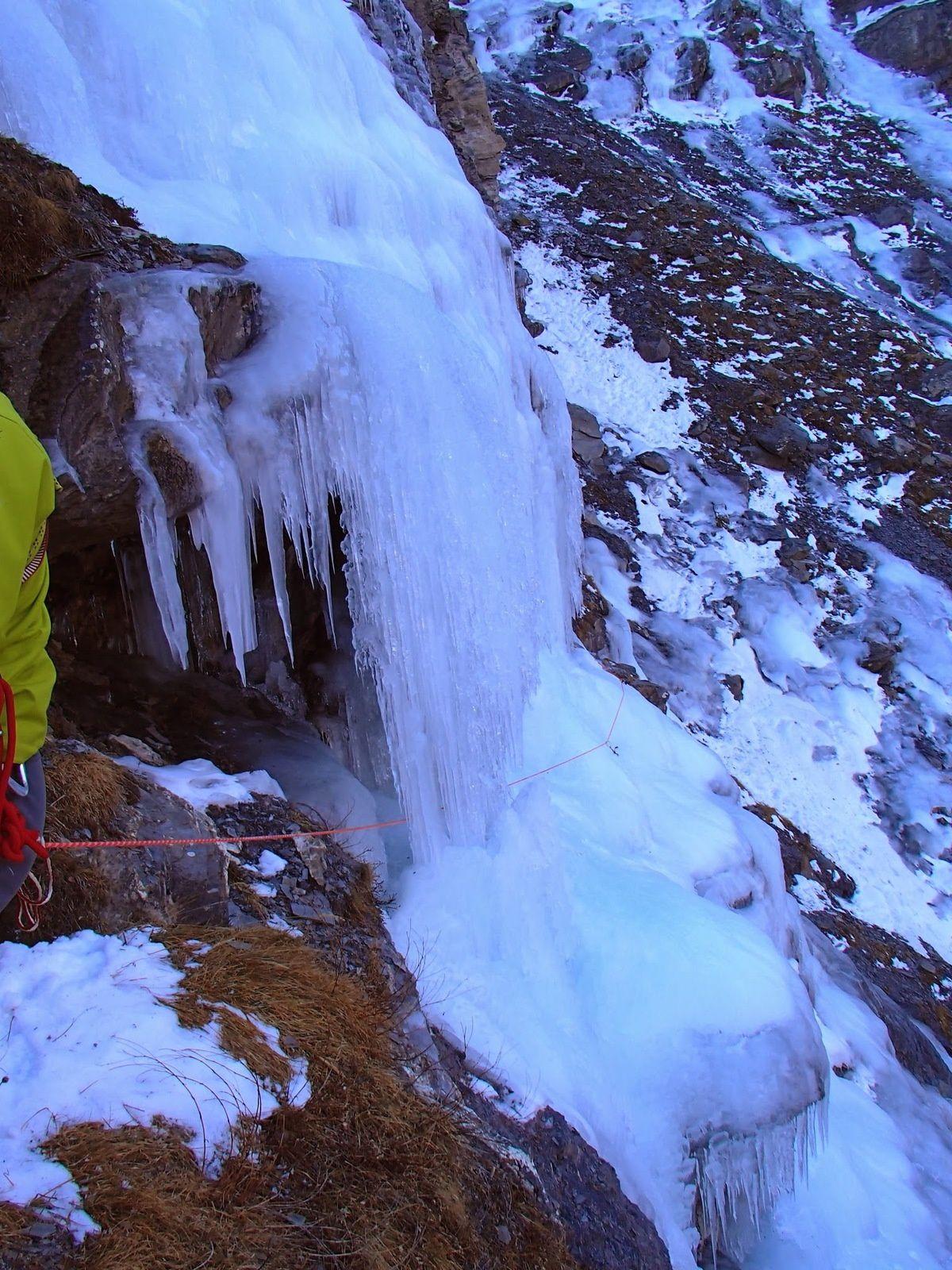 De la glace au fournel - Aqua Viva et Le Nain des Ravines